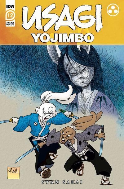 Usagi Yojimbo #12 (2020)