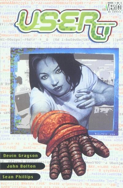 User #1 – 3 (2001) (Vertigo)