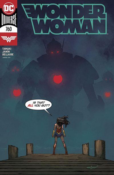 Wonder Woman #760 (2020)