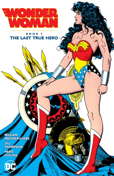 Wonder Woman Book 1 – The Last True Hero (2020)