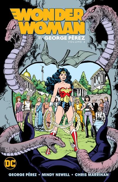Wonder Woman by George Perez Vol. 4 (2020)