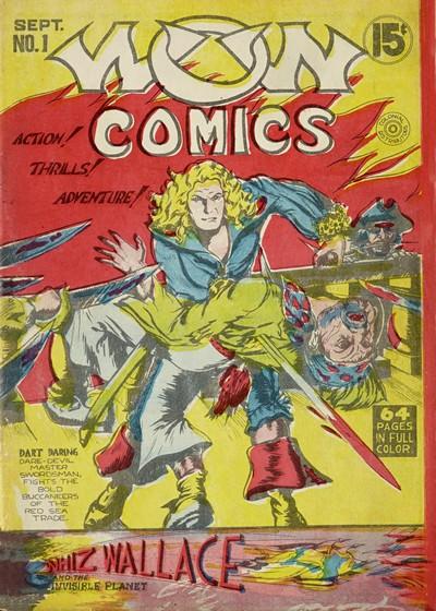 Wow Comics #1 – 30 (1941-1946)