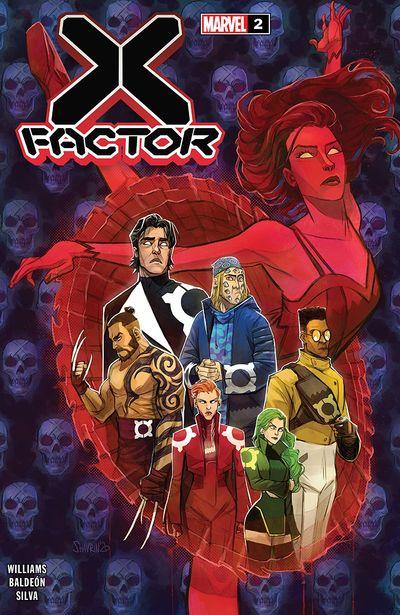 X-Factor #2 (2020)
