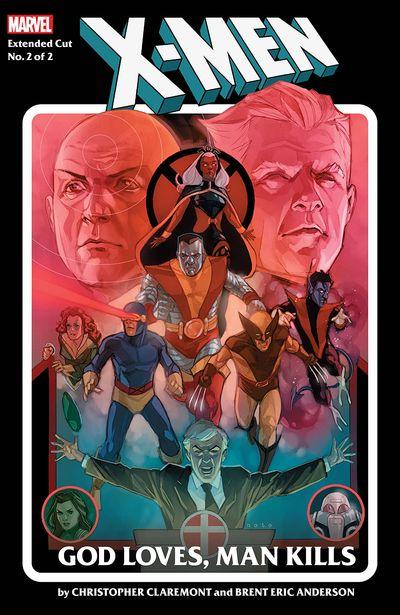 X-Men – God Loves, Man Kills Extended Cut #2 (2020)