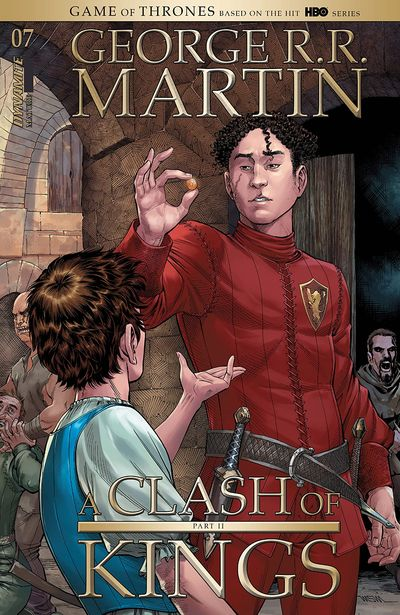 A Clash Of Kings Vol. 2 #7 (2020)