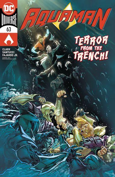 Aquaman #63 (2020)
