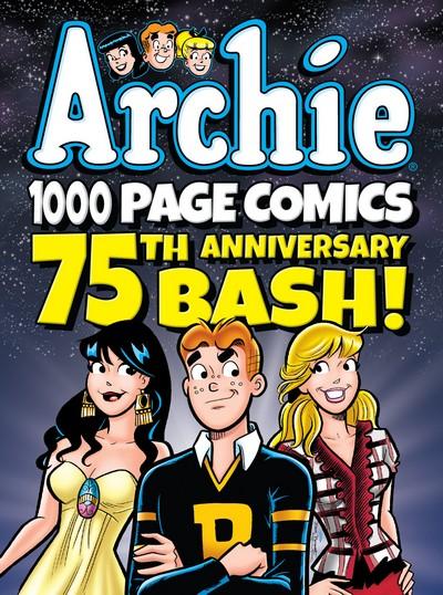 Archie 1000 Page Comics 75th Anniversary Bash! (2016)