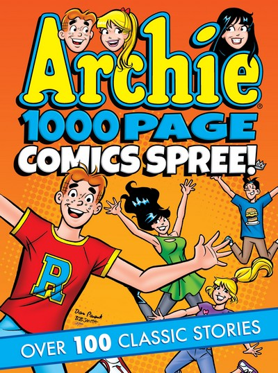 Archie 1000 Page Comics Spree (2016)