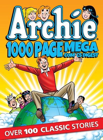 Archie 1000 Page Mega Comics Digest (2015)