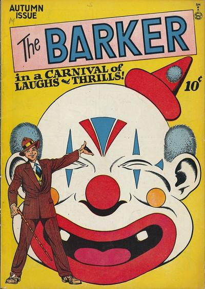 Barker #1 – 15 (1946-1949)