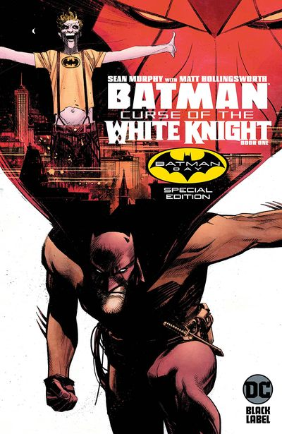 Batman – Curse of the White Knight – Batman Day Special Edition #1 (2020)