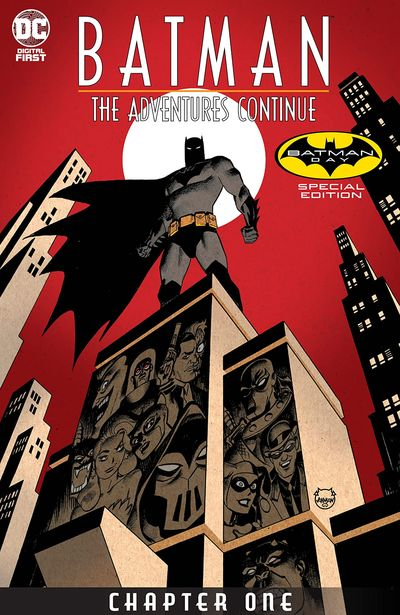 Batman – The Adventures Continue – Batman Day Special Edition #1 (2020)