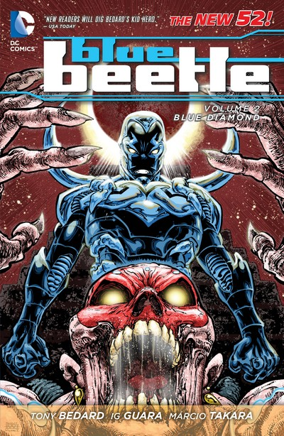 Blue Beetle Vol. 2 – Blue Diamond (TPB) (2013)