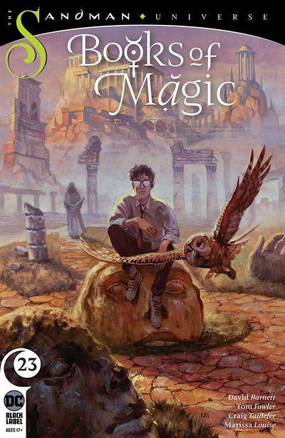 Books of Magic #23 (2020)