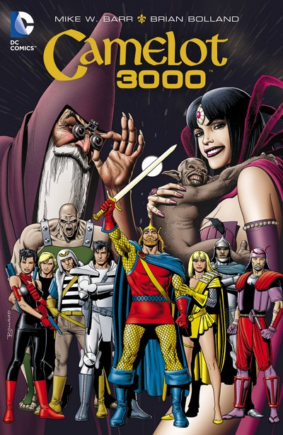 Camelot 3000 – The Deluxe Edition (2008)