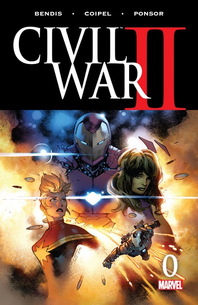Civil War II (Story Arc) (2016-2017)