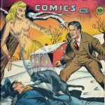 Crown Comics #1 – 19 (1944-1949)