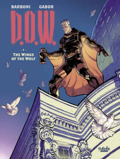 D.O.W. #1 – The Wings of the Wolf (2020)