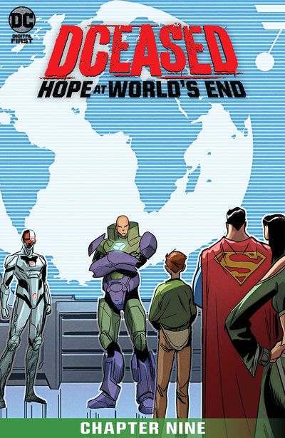 DCeased – Hope At World's End #9 (2020)