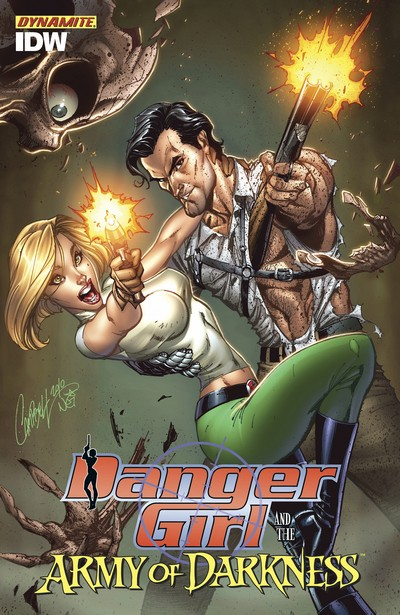 Danger Girl and the Army of Darkness Vol. 1 (TPB) (2013)