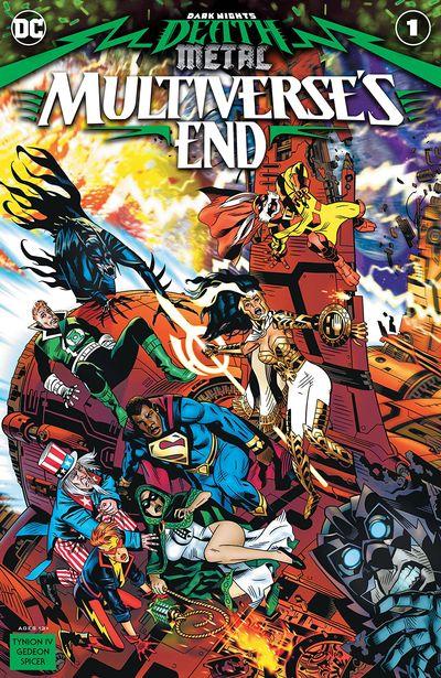 Dark Nights – Death Metal Multiverse's End #1 (2020)