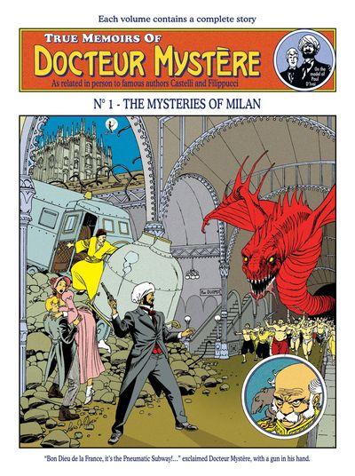 Docteur Mystère #1 – 2 (2020)