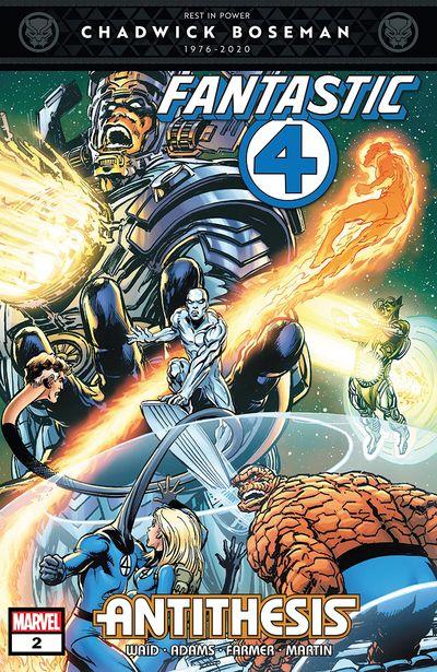 Fantastic Four – Antithesis #2 (2020)
