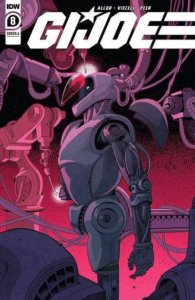 G.I. Joe #8 (2020)