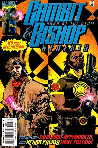 Gambit & Bishop – Sons of the Atom – Genesis (2001)
