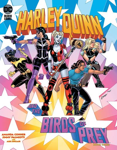 Harley Quinn and the Birds of Prey #3 (2020)