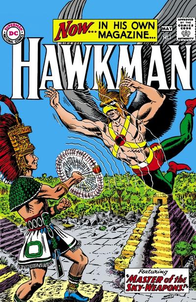 Hawkman Vol. 1 #1 – 27 (1964-1968)