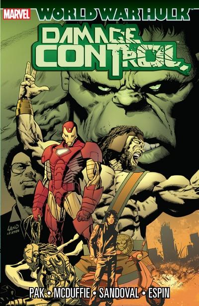 Hulk – World War Hulk – Damage Control (TPB) (2015)