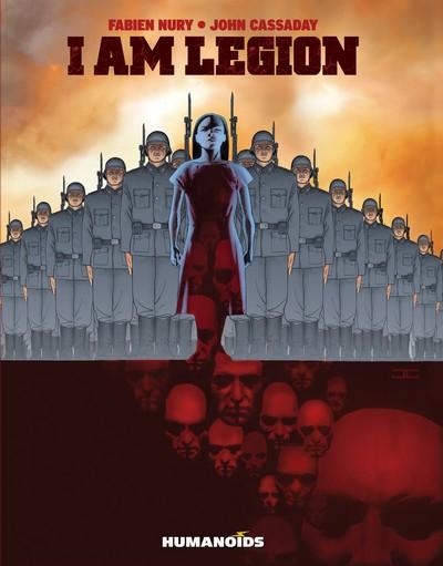 I Am Legion (2016) (Omnibus)