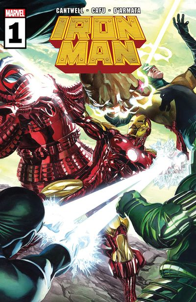 Iron Man #1 (2020)