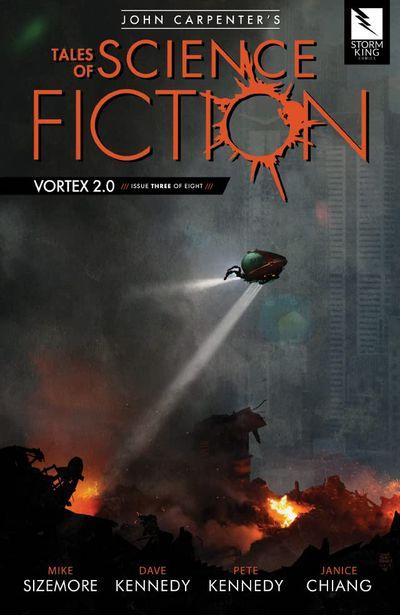 John Carpenter's Tales of Science Fiction – Vortex 2.0 #3 (2020)