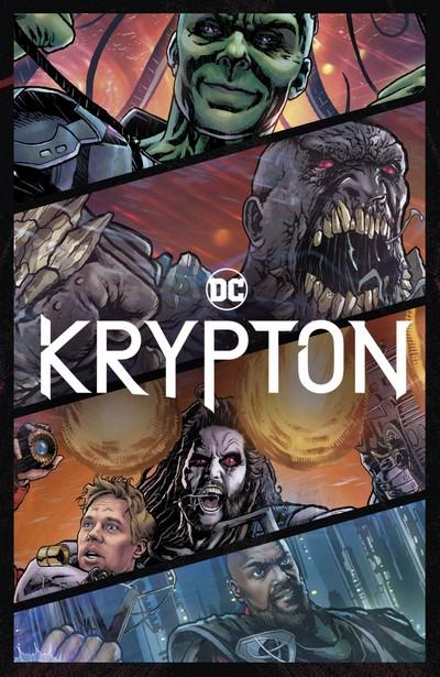 Krypton – Tales from The Phantom Zone (2019)
