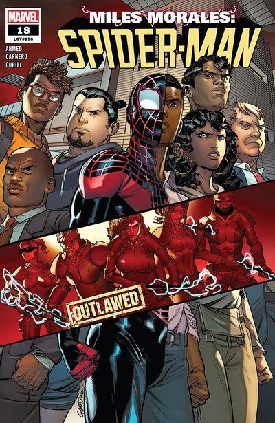 Miles Morales – Spider-Man #18 (2020)