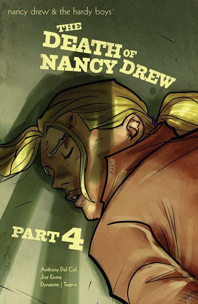 Nancy Drew And The Hardy Boys – The Death Of Nancy Drew #4 (2020)
