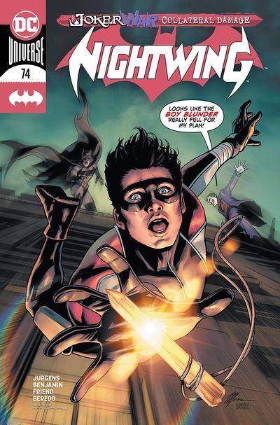 Nightwing #74 (2020)