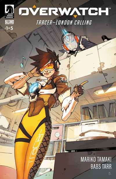 Overwatch – Tracer – London Calling #1 (2020)