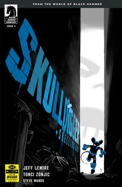 Skulldigger and Skeleton Boy #4 (2020)