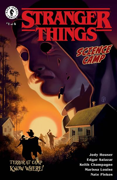 Stranger Things – Science Camp #1 (2020)