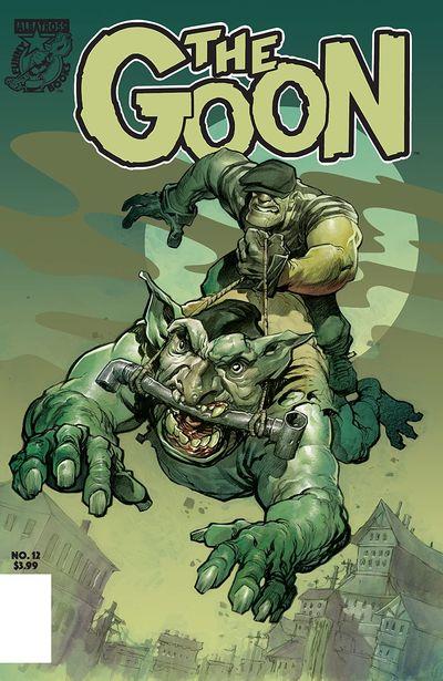 The Goon #12 (2020)