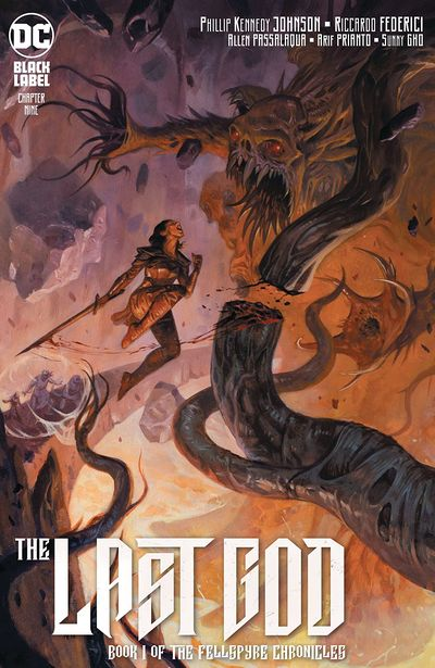 The Last God #9 (2020)