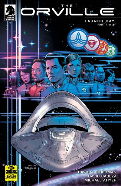 The Orville #1 – Launch Day Part 1 (2020)