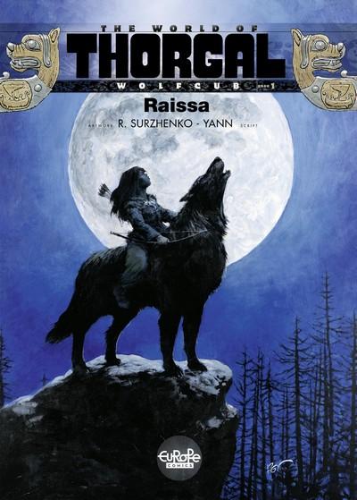 Thorgal Wolfcub #1 – Raissa (2020)