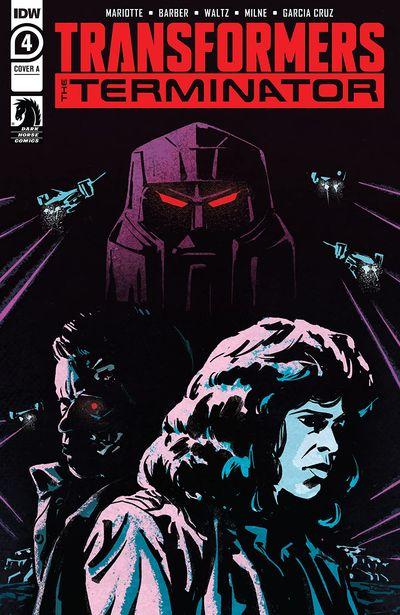 Transformers vs Terminator #4 (2020)