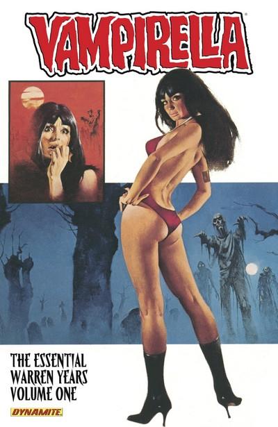 Vampirella – The Essential Warren Years Vol. 1 (2014)