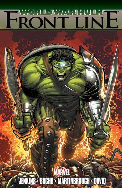World War Hulk – Front Line (TPB) (2015)