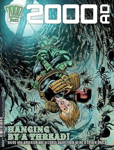 2000AD #2205 (2020)